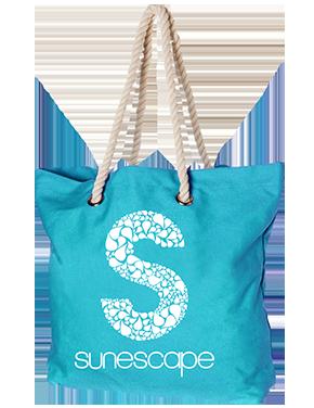 Sunescape-Canvas-Beach-Bag